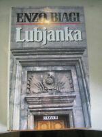 LIBRO: LUBJANKA - ENZO BIAGI - RIZZOLI 1990