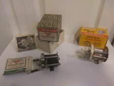 Lot 2 - Vintage Fishing Reels Pflueger 1893-L And Cast-Oreno #5 With boxes
