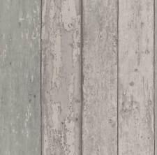 Papiertapete Holz-Optik Vintage beige grau Erismann 7372-10 (1,60€/1qm)