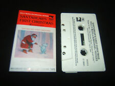 KELLY MCGILLIS & MICHAEL HEDGES SANTABEAR'S FIRST CHRISTMAS AUSSIE CASSETTE TAPE