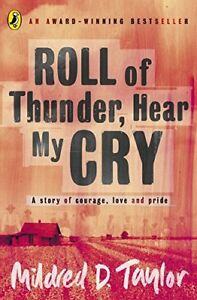 Roll of Thunder, Hear My Cry (Puffin Teenage Fiction)-Mildred Taylor