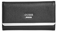 Guess Largo Slim SLG ladies black wallet NEW ! FREE SHIPPING
