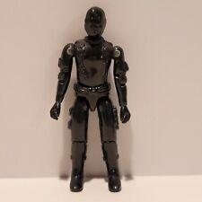 G.I. Joe ARAH 1982 SNAKE EYES v1 Straight Arm Action Figure SUPER NICE+++!!!