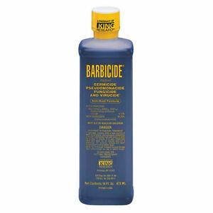 2 x Barbicide Disinfectant Concentrate Solution Germicide Anti-Rust Formula 473m