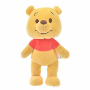 Winnie the Pooh nuiMOs Plush Doll Disney Store Japan