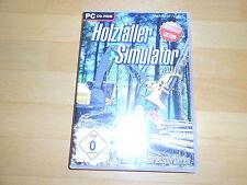 PC Spiel Holzfäller Simulator 2011