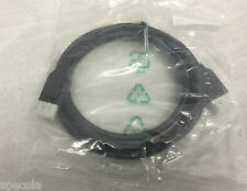 NEW DISPLAY PORT MALE TO MALE CABLE 1.8M LEAD PLUG DP PC MONITOR TFT HP DELL