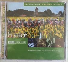 Rough Guide To The Music Of France CD New