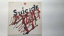 Suicide – Suicide - Vinyl - 1977 - Red Star