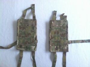 Soldier Plate Carrier System-Cummerbund Pair -XSm-Sm Made in USA- 1 pair
