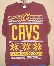 6305da0b6 Cleveland Cavaliers NBA Classic Burgundy CAVS XL T-Shirt