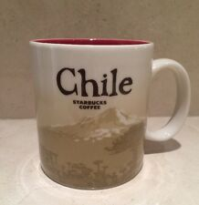 Starbucks City Mug Chile Icon Series, 2016, BNNU with tags