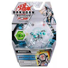 Bakugan Ultra, Haos Dragonoid Collectible Transforming Action Figure -S2 Wave 3