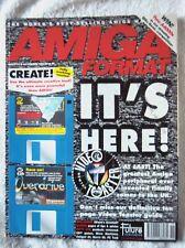 62318 Issue 52 Amiga Format Magazine 1993