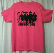 Piedmont Boys T-Shirt Size M see measurements