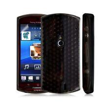 housse étui coque en gel transparent pour Sony Ericsson Xperia kyno couleur noir