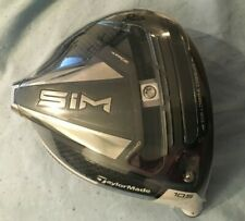 New listing New Sealed TaylorMade RH Right Handed SIM Driver Head Only 10.5 Speed Injected