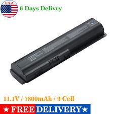 9 Cell Battery for HP Compaq Presario CQ40 CQ45 CQ70 G50 G60 CQ60 CQ61 DV4 G71