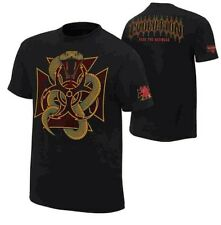 """WWE Evolution """"Back For Business"""" T-shirt New Size Large Randy Orton HHH Batista"""