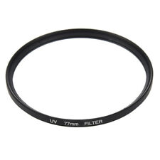 77 mm Camera Lens UV Protector Filter ultravioletti per  Nikon Sony Pentax N1J5