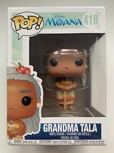 Funko Pop! Disney Moana: Grandma Tala 418 - BNIB