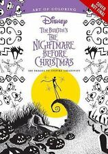 TIM BURTON'S THE NIGHTMARE BEFORE CHRISTMAS - DISNEY BOOK GROUP (COR) - NEW PAPE