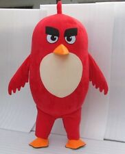 TOP SELLING New Angry Birds Mascot costume adult for kids party or function