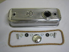 224-508P GAC4069  MG MGA/MGB ALLOY ROCKER COVER PLUS FITTING KIT