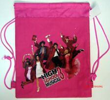 Brandnew High School Musical Library kids Swim Beach drawstring Bag new