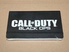 Call of Duty COD Black Ops promo Notepad with Ball Point Pen PS3 Xbox 360