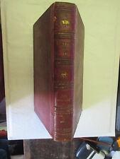 """Oeuvres Complètes de Buffon T 10 """"Les Minéraux"""" /Garnier Frères 1855"""