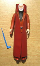 Vintage Star Wars No COO Obi-Wan Kenobi Complete with Dark Blue Lightsabre