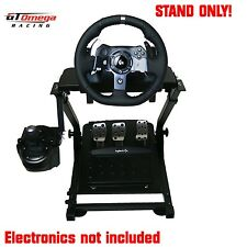GT Omega Steering Wheel stand For Logitech G920 Racing wheel & shifter PRO V2