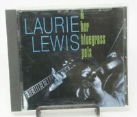 LAURIE LEWIS: LAURIE LEWIS & HER BLUEGRASS PALS MUSIC CD, 13 TRACKS, ROUNDER REC