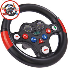 BIG Bobby Car Racing Sound Wheel Lenkrad für Rutscherauto