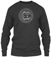 Top New Design Bette- Cartel De Santa 1 - Purd Gildan Long Sleeve Tee T-Shirt