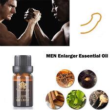 Mens Penis Extender Increase Herbal Enlargement Essential Oil Health Care 2PCS