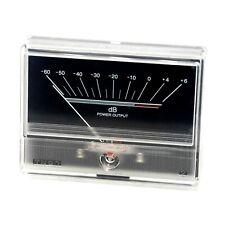 Denon Vu Panel Meter Db Level Audio Power Amplifier Chassis Tn90 With Backlight
