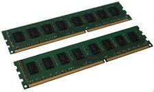 4GB 2x2GB RAM Memory 4 ASUS P8 Motherboard P8H61-M LE/CSM, P8H61 PRO, P8H61 USB3