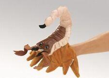 SCORPION  PUPPET #2975 ~ Free Shipping/USA ~ Folkmanis Puppets