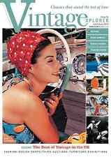 Vintagexplorer - Issue No16 - Summer Lovin', Gio Ponti, Mid-century Outside