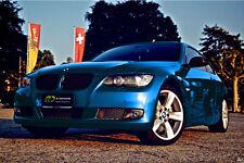 Blue chrome vinyl adhesive car wrap 60ft x 5ft VVIVID8 with free car-wrap kit