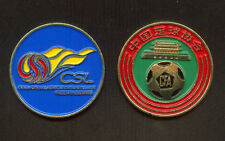 Chinese FOOTBALL SOCCER Referee  Flip Coin Disc
