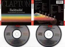 """ERIC CLAPTON """"Backtrackin"""" (2 CD) 1984"""