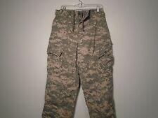 GENUINE US ARMY COMBAT UNIFORM ACU PANTS MEDIUM REGULAR 2010 INSECT GUARD 1-K