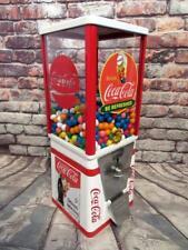 Coca cola candy machine  gumball nuts machine coke memorabilia gift bar decor