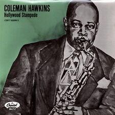 Coleman Hawkins Hollywood Stampede (April In Paris) 1995 Capitol CD Album