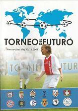 TORNEO DEL FUTURO 2008 Incl TOTTENHAM HOTSPUR SHAKHTAR DONETSK MONACO & others