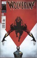 Wolverine (2010 Series) #8 June 2011 Marvel NM- 9.2