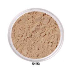 Mica Free Aloe & Mineral Makeup Foundation Powder Bare Sheer Fair - Sample